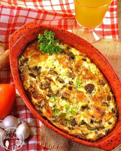 baked omelet 4