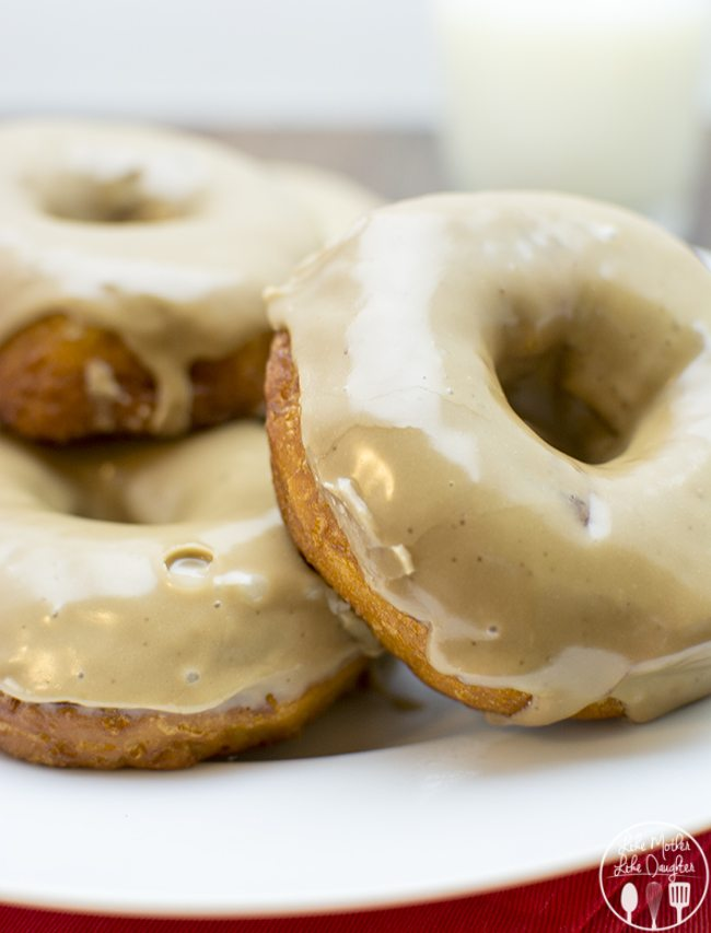 maple glazed donuts 2