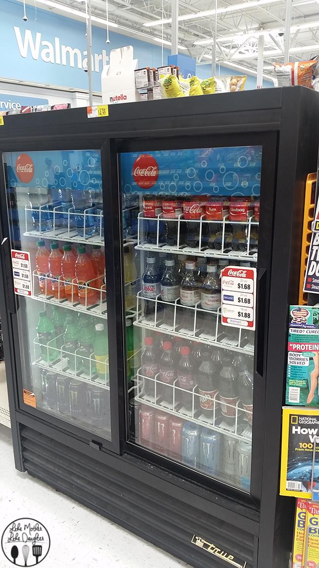 share a coke aisle 1