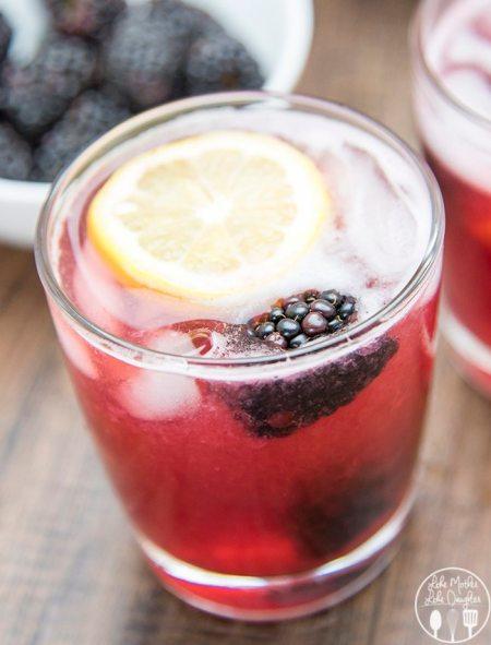 blackberry lemonade 7