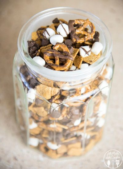 smores snack mix 2