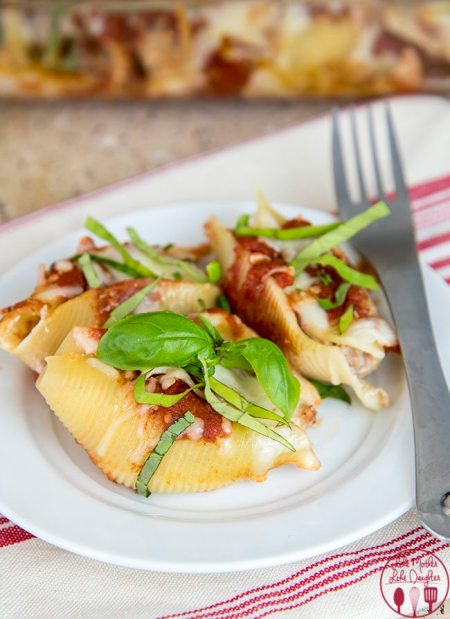 traditional stuffed shells 1