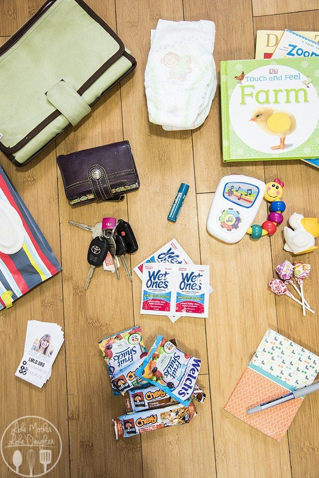 diaper bag essentials 1