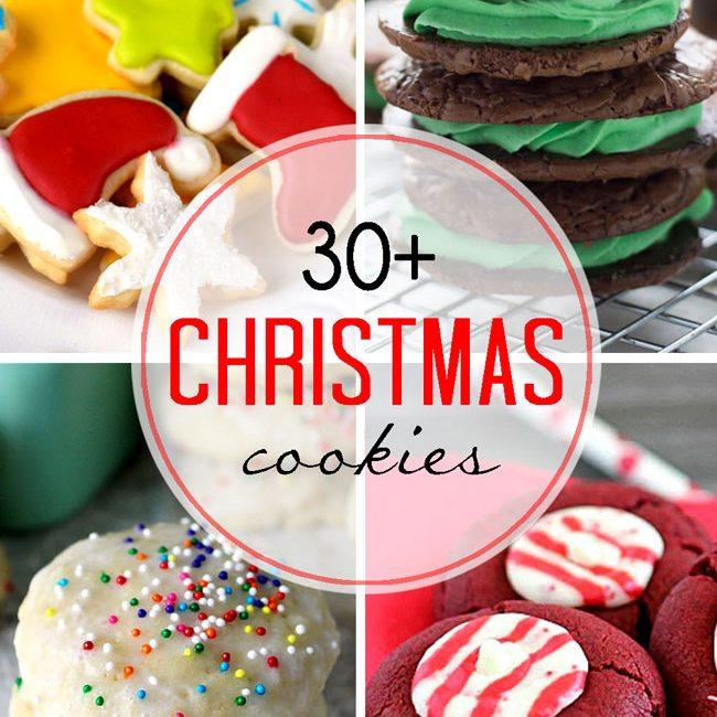 30 Christmas Cookies Like Mother Like Daughter