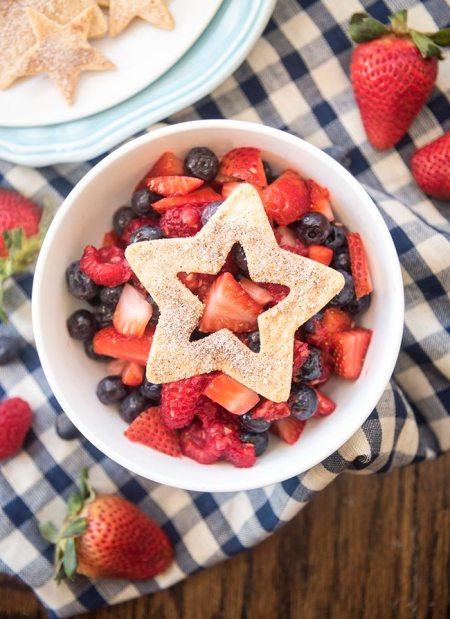 berry fruit salsa 1a