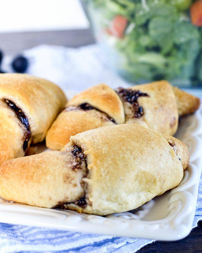 fig almond croissants 1