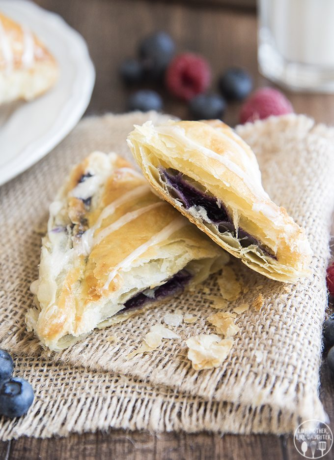 blueberry turnovers 6