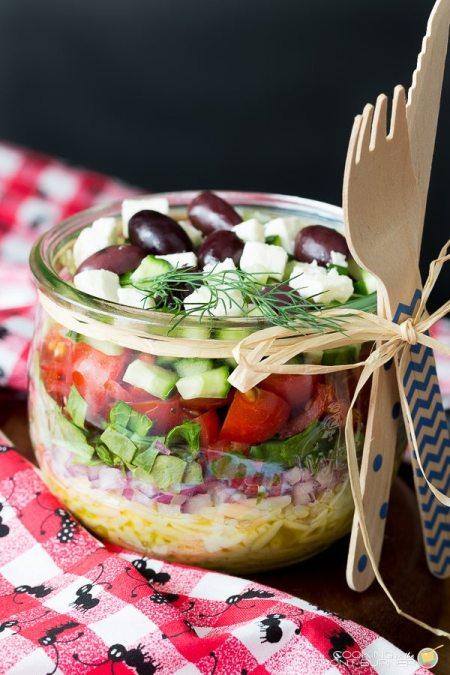 Orzo Summer Salad
