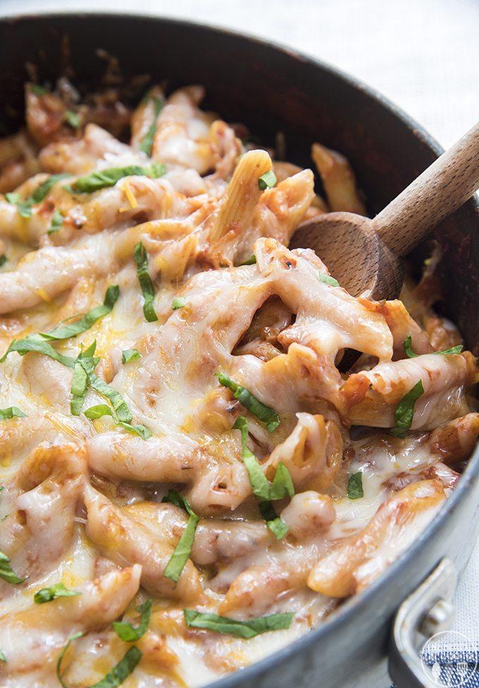 easy one pot pasta 1