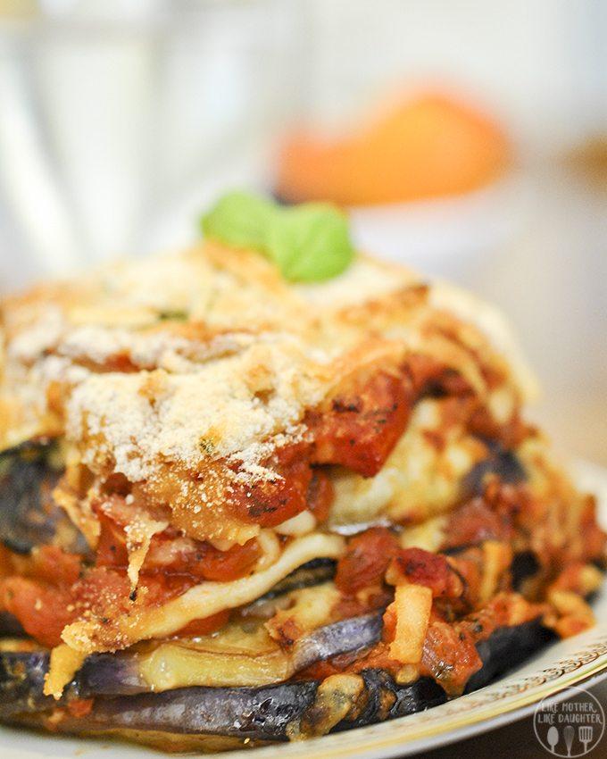 eggplant parmigiana 3
