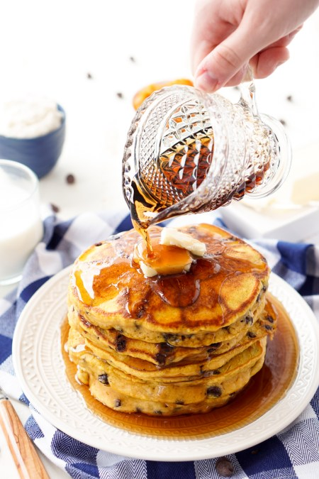 ricotta-pumpkin-chocolate-chip-pancakes-breakfast-recipe-1