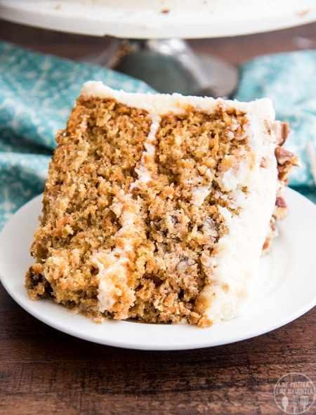 layered carrot cake 8