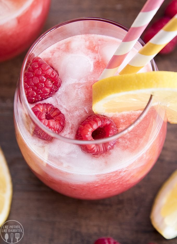 This homemade raspberry lemonade is perfectly refreshing and flavorful. Its the perfect thirst quenching drink for spring and summer!