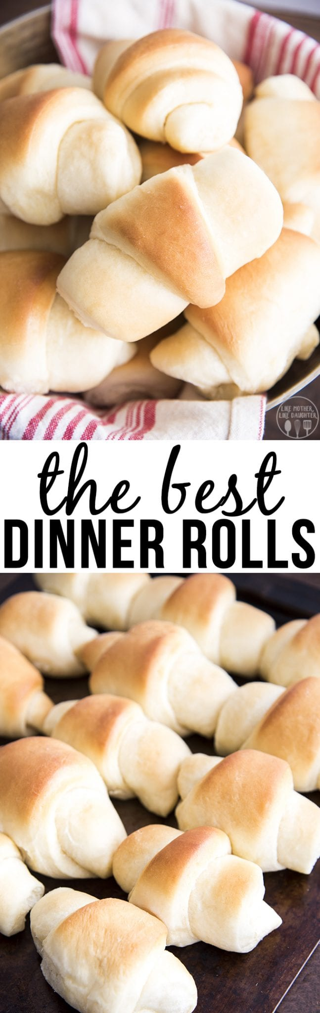 Homemade dinner rolls are the best ever! They are soft and fluffy, and your whole family will love them!