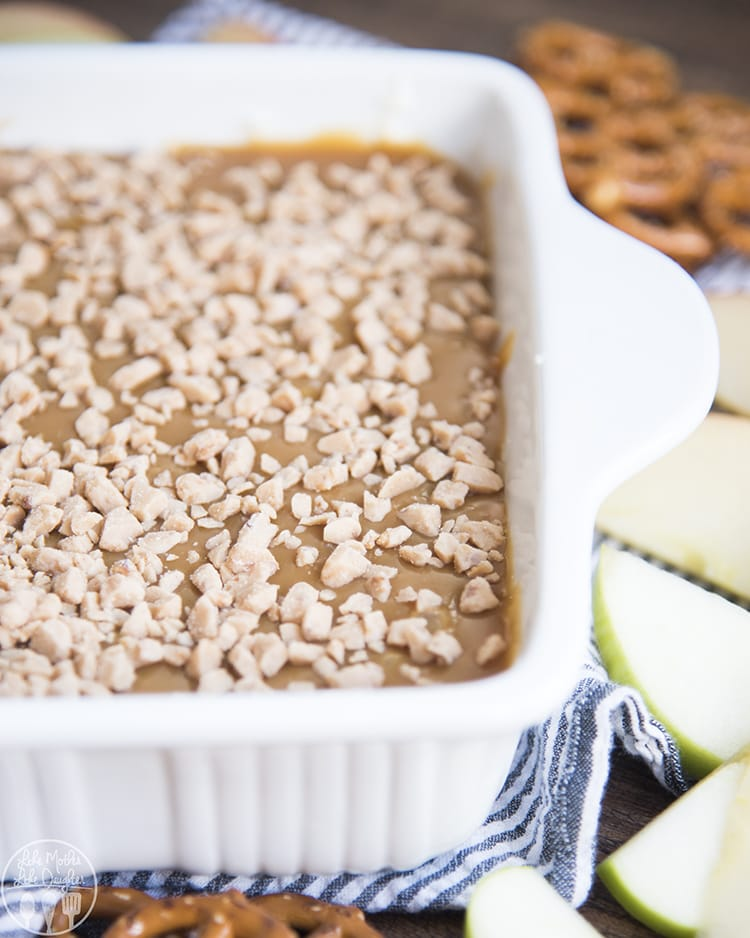 Cream Cheese Caramel Apple Dip Recipe