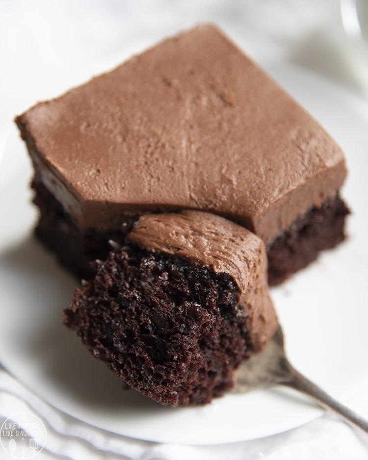 The best easy chocolate cake recipe