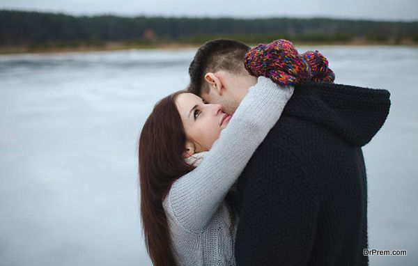 Couple on the Ice