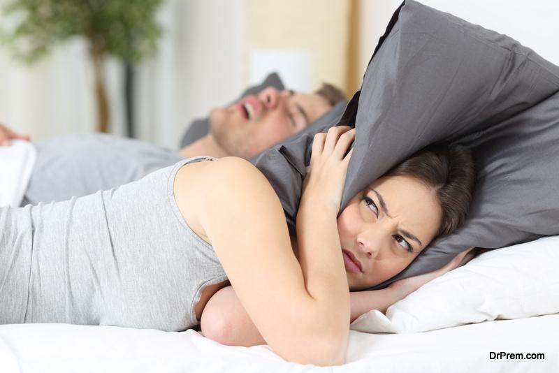 prevent snoring