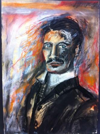 Greythorne portrait
