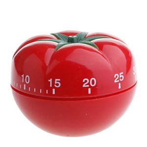 Tomato kitchen timer