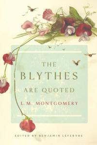 Cover of The Blythes Are Quoted (Penguin Modern Classics Edition, 2018)