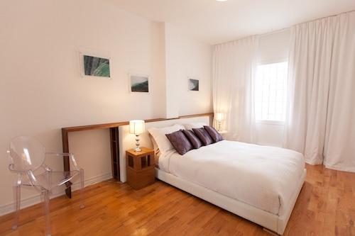 appartement meublé montreal, mile-end 3 chambres, LM Montréal, Location meublée à Montréal tout inclus, location temporaire