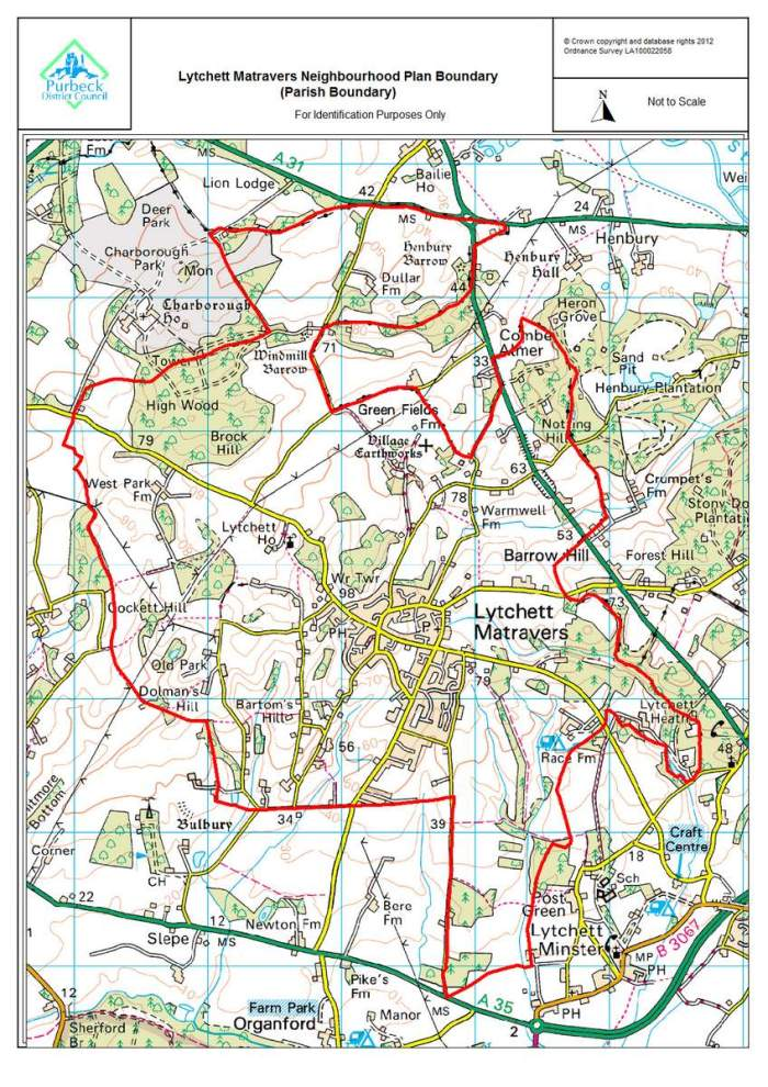 Lytchett Matravers Neighbourhood Area