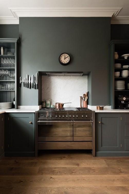 Green Kitchen 15