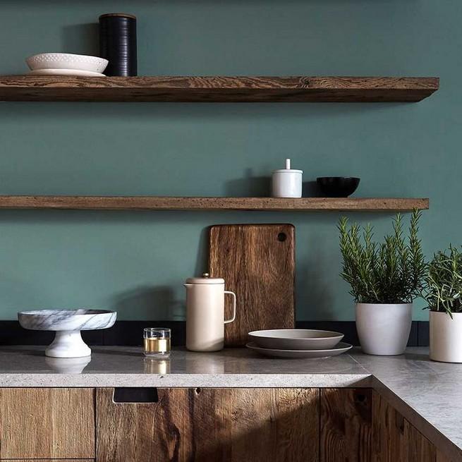 Green Kitchen 18