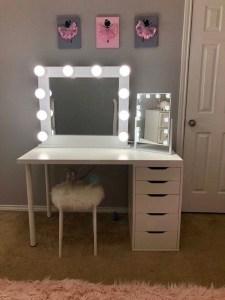 Vanity mirror with lights for bedroom 05
