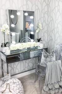 Vanity mirror with lights for bedroom 43