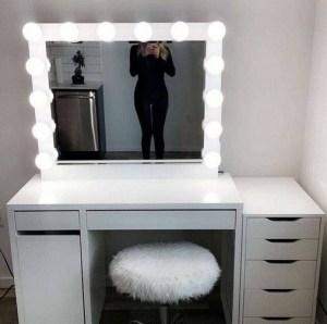 Vanity mirror with lights for bedroom 71