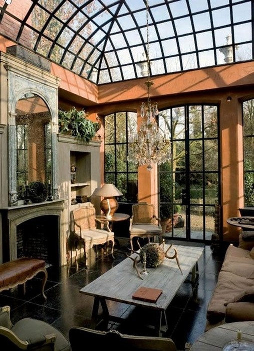 11 Enchanting Sun Room Design Ideas For Relaxing Room In The Morning 03