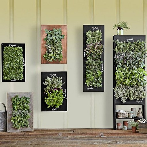 11 Fabulous Wall Planters Indoor Living Wall Ideas 05