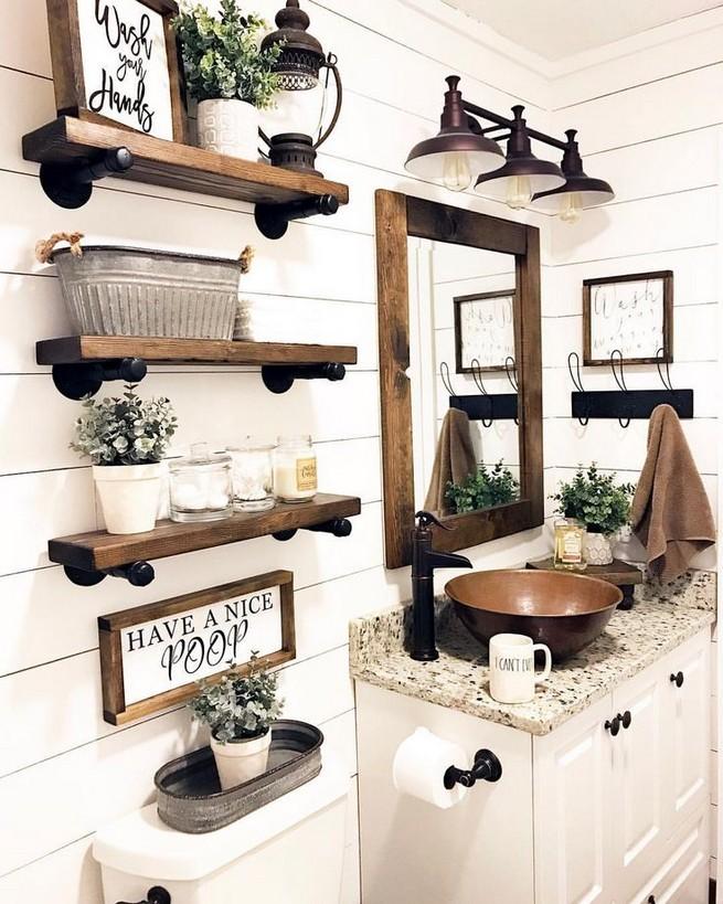 11 Lovely Bathroom Design Ideas 48