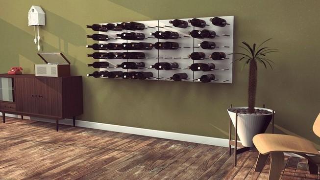 11 Unique Wine Rack Designs Ideas Using Bamboo 10