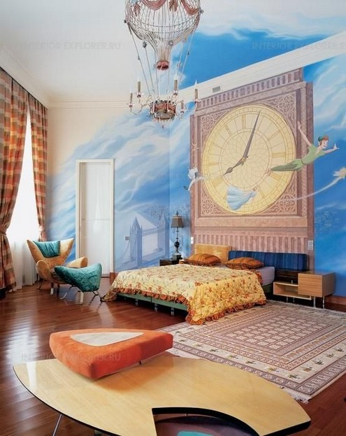 12 Fancy Kids Bedroom Design Ideas For Dream Homes 11