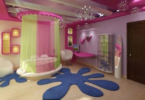 12 Fancy Kids Bedroom Design Ideas For Dream Homes 43