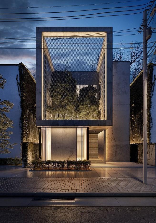 12 Minimalist Home Exterior Architecture Design Ideas 05