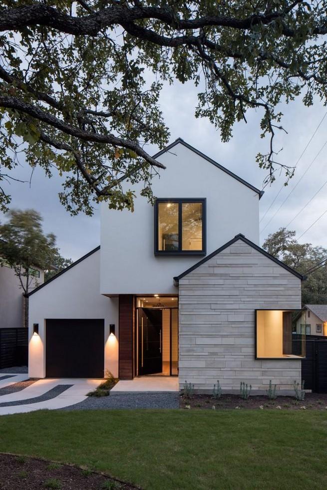 12 Minimalist Home Exterior Architecture Design Ideas 28