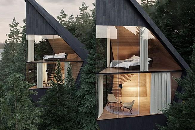 12 Minimalist Home Exterior Architecture Design Ideas 35