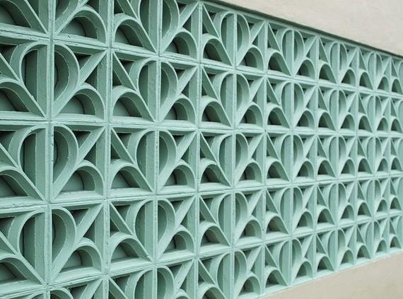 13 Awesome Breeze Block Wall Backyard Inspiration Ideas 03