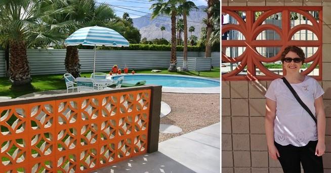 13 Awesome Breeze Block Wall Backyard Inspiration Ideas 14