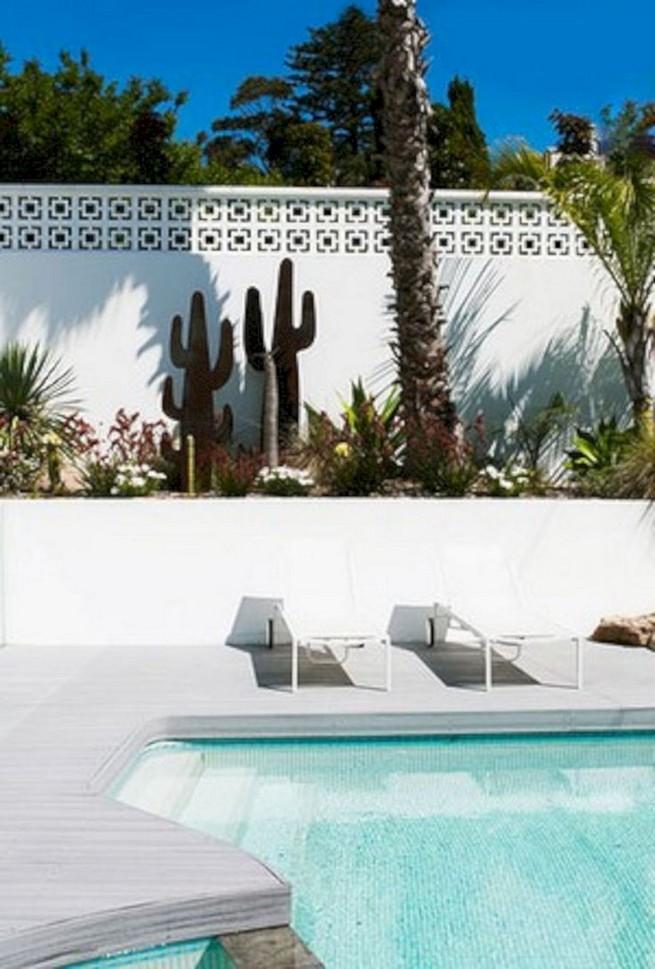 13 Awesome Breeze Block Wall Backyard Inspiration Ideas 26