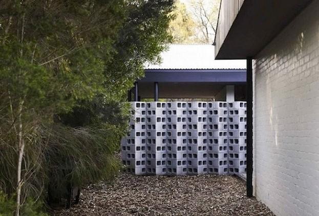 13 Awesome Breeze Block Wall Backyard Inspiration Ideas 28