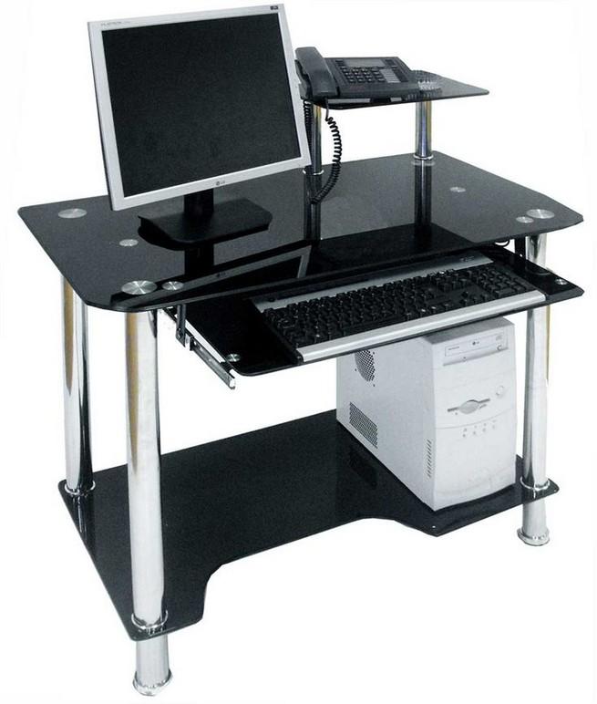 13 Elegant Dark Table Designs Ideas For Home Office 04