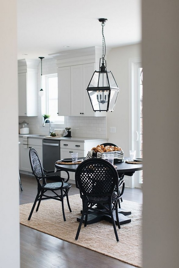 13 Stunning Black Rattan Chairs Designs Ideas 48