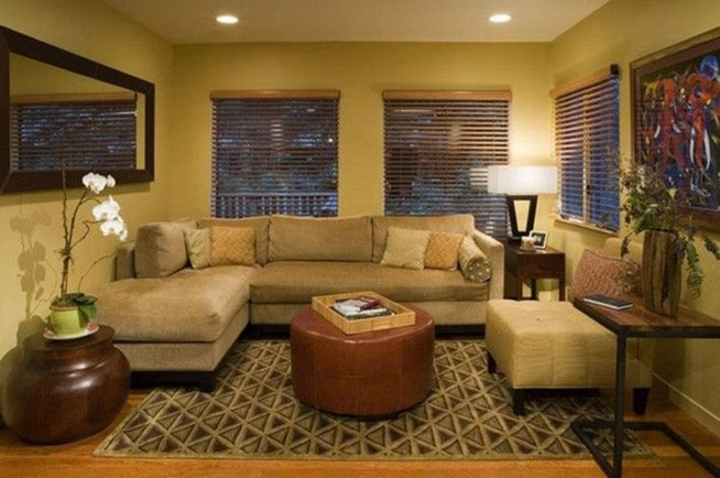 14 Attractive Small Living Room Décor Ideas With Sectional Sofa 05