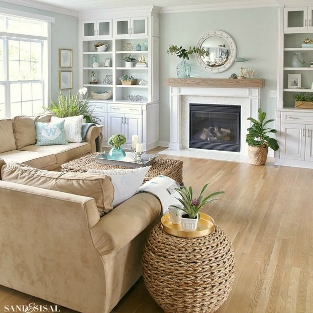 14 Attractive Small Living Room Décor Ideas With Sectional Sofa 40