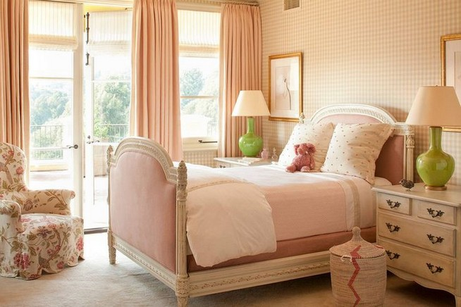 15 Charming Pink Kids Bedroom Design Decorating Ideas 16